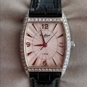 Accessories - DaMincci Diamond Watch with exchangeable bands